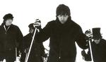 Die Beatles zu Gast im Skigebiet Obertauern für den Film Help.