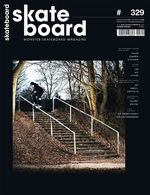 Monster Skateboard Magazine #329