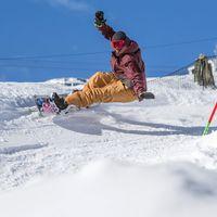SuddenRush Banked Slalom Laax