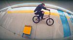 """Nils Jacob hat für seinen """"Welcome to 360 Grad Sportshop""""-Edit manches Gap erlegt, reichlich am Lenker gedreht und seine Schuhsohlen zum Schmelzen gebracht."""