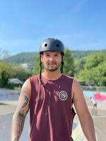 Auf der Eurobike werdet ihr Tobias Freigang hauptsächlich andersrum, sprich: kopfüber sehen; Foto: Dominik Freigang