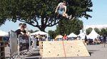 """Der kunstform?! BMX Shop hat im Rahmen des """"HipHop Open""""-Festivals 2015 einen Street- und Flatlandjam organisiert. Mehr dazu in diesem Video aus Stuttgart."""