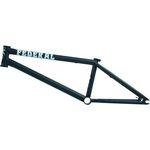 Federal Bikes Boyd Hilder Signature Frame mit extra langem Oberrohr, ovalem Unterrohr, ICS2-Wishbone, Stickerdesign by Rich Forne sowie Investment-cast-Ausfallennden (Oberrohrlängen: 20,7, 21, 21,2 oder 21,5