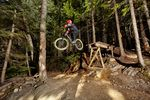"Roadgap in Whistler auf dem Trail ""Fade To Black"" - Foto: Jannik Hammes"