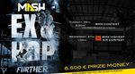 Vom 26.-27.1.2016 findet auf der ISPO der Mash Ex&Hop Minirampencontest statt, bei dem es ein Preisgeld von insgesamt 8.500 Euro zu gewinnen gibt.