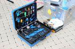 RideLondon-Surrey Classic 2013, Team Sky mechanic tools