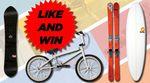 Jetzt mitmachen und gewinnen: Bis zum 21. Mai 2014 die Facebook-Fanpage von Mpora.de liken und ein BMX-Rad von Felt Bicycles abstauben.