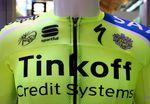Rafal Majka trug das Ultralight während den Bergetappen der Tour de France 2014.