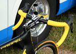 Marcel Kittel, Tour de France, gelbes Trikot, gelbes Bike