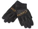 Die 4130 BMX- und MTB-Handschuhe von KHEbikes sind ab sofort im zeitlosen Schwarz erhältlich