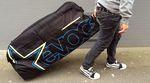 Wir verlosen ein EVOC BMX Travel Bag, damit dein Rad bei der nächsten Reise mit Flugzeug oder Bahn sicher und vor allem ohne Aufpreis am Zielort ankommt.