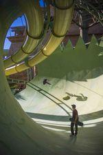 Milton Martinez - frontside flip // Foto: Maxim Shatrov/Red Bull Content Pool