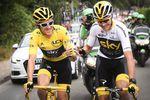 Vom Köigshelfer zum Sieger der 105. Tour de France: Geraint Thomas schlug Teamkollegen und Titelverteidiger Chris Froome im Kampf um die Gesamtwertung. (Foto: ©ASO)