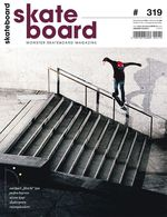 Monster Skateboard Magazine #319