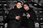 Beste Typen: Daniel Fuhrmann von kunstform (links) und Bodo Hellwig von SIBMX