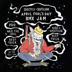 Am 1. April 2017 findet im Skateland Rotterdam der April Fool