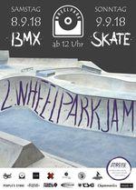 Am 8.9.2018 findet in Wiehl der 2. Wheelpark BMX-Jam/Contest statt. Weitere Infos zu der Veranstaltungen in diesem spitzenmäßigen Betonpark gibt es hier.