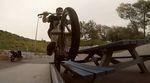 Der Skatepark in Zella-Mehlis hat nicht viel zu bieten, aber dank seines Ideenreichtums hat Steffen Kummer trotzdem ein gutes Video dort zustande bekommen.