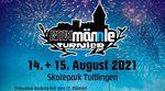 Nach der Zwangspause im vergangenen Jahr, geht das BMX Männle Turnier vom 14.-15. August 2021 in die 12. Runde.