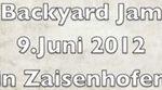 Backyard-Jam-Zaisenhofen