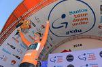 Ewan sicherte sich mit seinem Etappensieg die Führung der Gesamtwertung. (Foto: Sirotti)