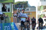 Am 1. Mai wird Weltmeister Peter Sagan (Bora-hansgrohe) erstmals in seiner Karriere bei Eschborn-Frankfurt mitfahren. Foto: Sirotti