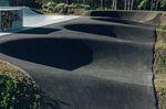 Der neue Skatebowl und Pumptrack von Schneestern in Eberswalde