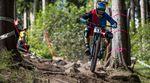 Über 500 Teilnehmer aus 15 Nationen zelebrierten im Rahmen des vierten Laufs zum iXS German Downhill Cup die 20. Absolute Abfahrt in Ilmenau.
