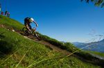 Kirchberg / Brixental in Tirol ist der Austragungsort der ersten UEC MTB Enduro European Championships. © Tom Bause