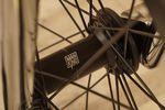 BMX Nabe und Hubguard von Mankind Bike Company