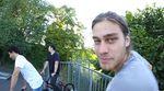 Bevor Robin Heiderich für sieben Monate nach Australien entschwunden ist, hat er sich mit einem Jam in Königsdorf von seinen Freunden verabschiedet.