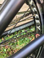 Der Fides Frame ist Matt Cordovas Signaturerahmen von Verde Bikes