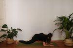 Yoga MBM - Utthan Pristhasana