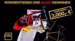 Riesiges BMX-Paket im Wert von 3.000 Euro zu gewinnen! Hier erfährst du alles über das Weihnachtsgewinnspiel des kunstform?! BMX-Shops aus Stuttgart.