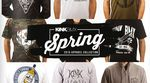 Hier kannst du dir angucken, was für schicke Teile neben T-Shirts und Hoodies ihren Platz in der Frühjahrskollektion 2015 von Kink Bike Co. gefunden haben.