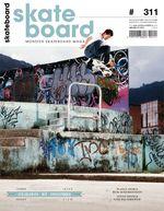 Monster Skateboard Magazine #311