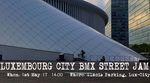 Am 1.5.2017 kannst du auf dem Luxembourg BMX Jam persönlich überprüfen, ob die Spotdichte von Luxemburg Stadt wirklich so hoch ist, wie es die Legende will.