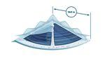 Der Wavepool wird 160 Meter lang werden.