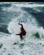 Tim rippt die Wellen auf Sylt