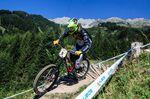 Sam Hill beim Nordkette Downhill Pro-Rennen