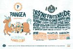 Line-up Pangea Festival