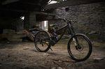Solid Strike european downhill mountain bikes