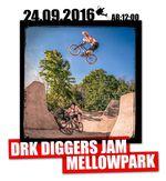Am 24.9.2016 findet der DRK Diggers Jam auf den Mellowparktrails in Berlin statt. MTB und BMX sind gleichermaßen herzlich willkommen. Hier erfährst du mehr.