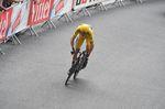 Wird Chris Froome (hier bei der Tour de France) beim Einzelzeitfahren seine Fuhrung bei der Vuelta a Espana ausbauen konnen? (Foto: Sirotti)