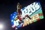 Number 199 getting upside down - Photo: Nitro Circus