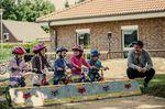 Auf zum ersten BMX-Race
