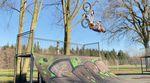 Felix Kirch hat nur eine halbe Stunde gebraucht, um den Skatepark Oldenburg-Kreyenbrück für dieses Video in Schutt und Asche zu legen.