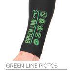 Soöruz Green Line Fullsuit Herren Wetsuit