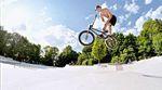 Am 3. September 2016 findet ein BMX- und Skatejam im neuen Betonpark an der Südstraße in Mülheim statt. Hier erfährst du mehr.