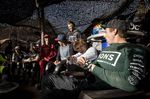 Event Participants before the start of Red Bull Rampage in Virgin, UT, USA on 14 October, 2016; Foto: Christian Pondella/Red Bull Content Pool